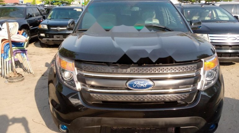 Very Clean Foreign used Ford Explorer 2012-1