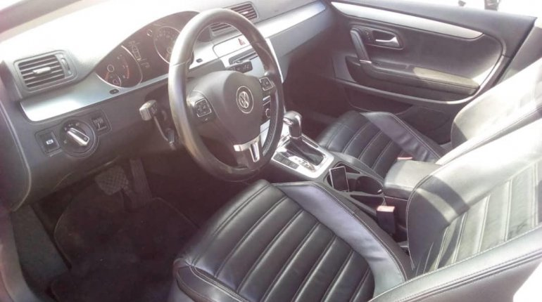 Foreign Used Volkswagen CC 2010 Model Gray-4