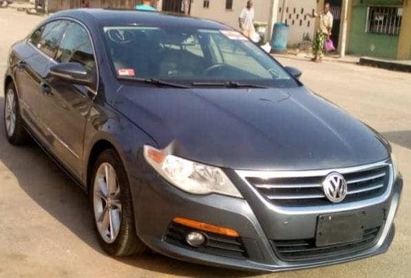 Foreign Used Volkswagen CC 2010 Model Gray-8