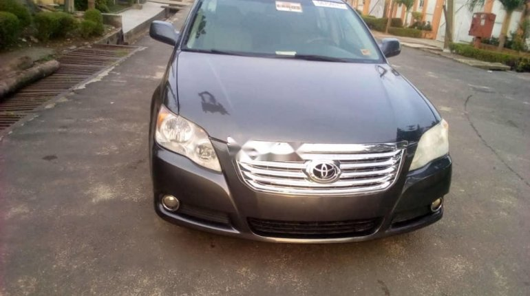 Foreign Used Toyota Avalon 2008 Model Blue-15