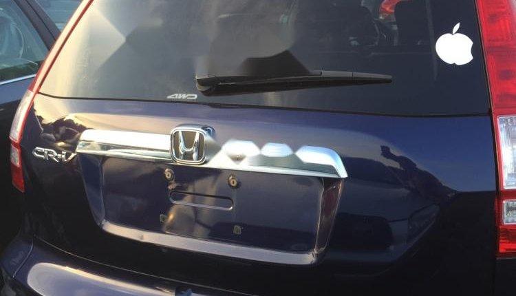 Foreign Used Honda CR-V 2008 Model Blue-5