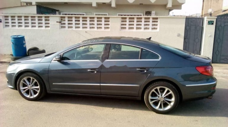Foreign Used Volkswagen CC 2010 Model Gray-6
