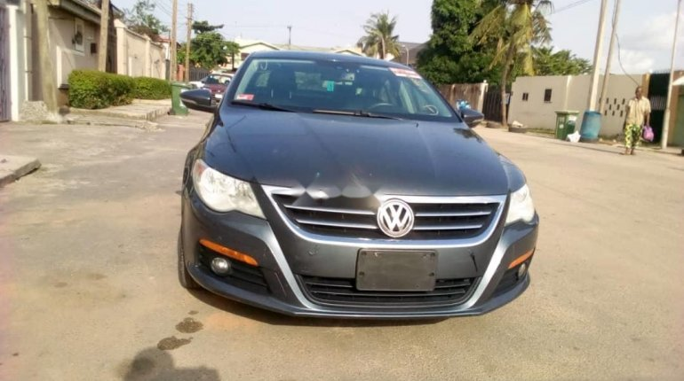 Foreign Used Volkswagen CC 2010 Model Gray-1