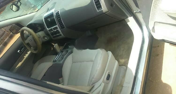 Foreign Used Ford Edge 2008 Model Silver-0
