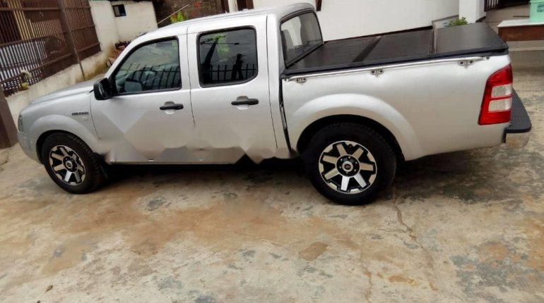 Nigeria Used Ford Ranger 2008 Model Silver -7