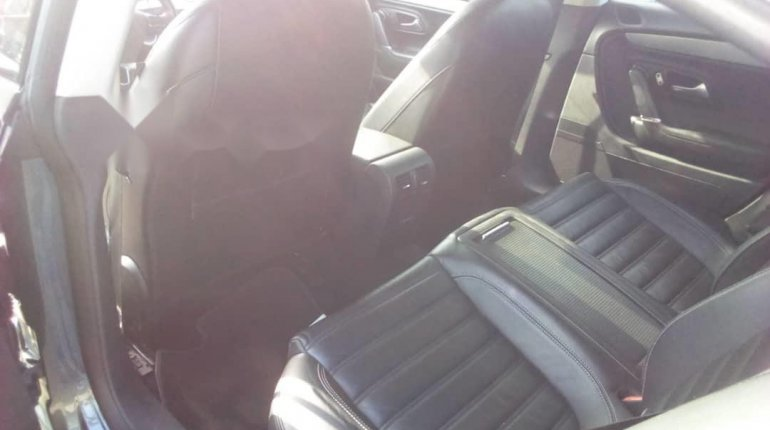 Foreign Used Volkswagen CC 2010 Model Gray-3