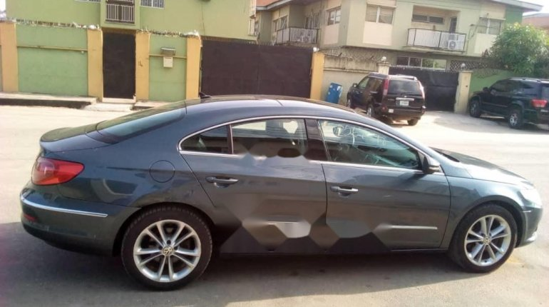 Foreign Used Volkswagen CC 2010 Model Gray-5