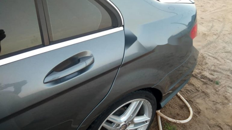 Super Clean Nigerian used 2012 Mercedes-Benz C250-0