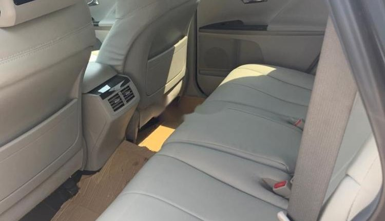 Foreign Used Toyota Venza 2013 Model Blue -2
