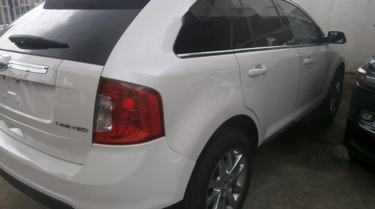 Super Clean Foreign used Ford Edge 2012-2