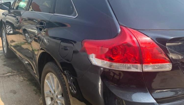 Foreign Used Toyota Venza 2013 Model Blue -5