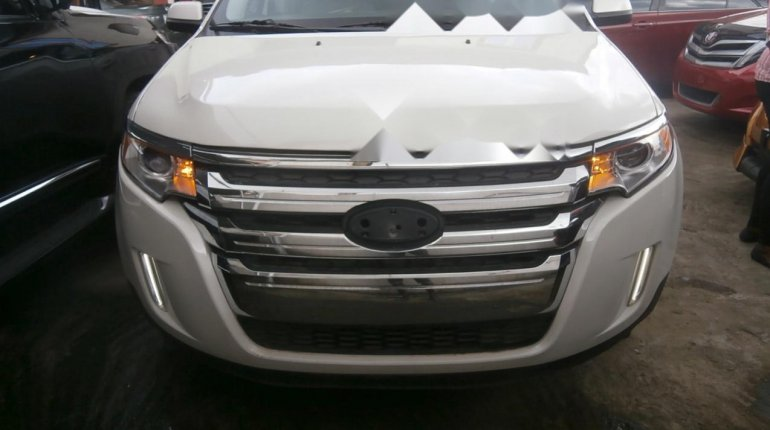 Super Clean Foreign used Ford Edge 2012-4