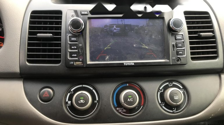 Neat Nigerian used 2006 Toyota Camry-4