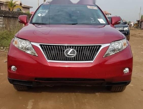 Neat Foreign used 2011 Lexus RX-10