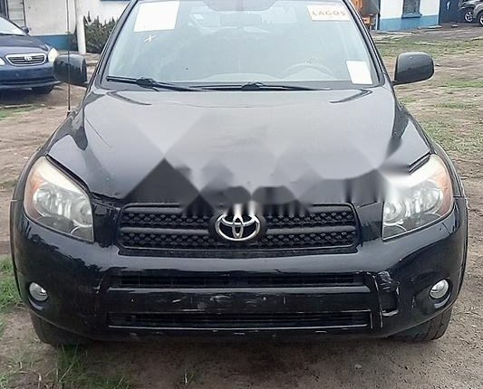 Neat Foreign used Toyota RAV4 2008-6