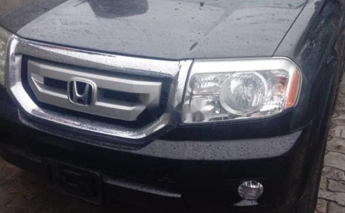 Neat Foreign used Honda Pilot 2010-6