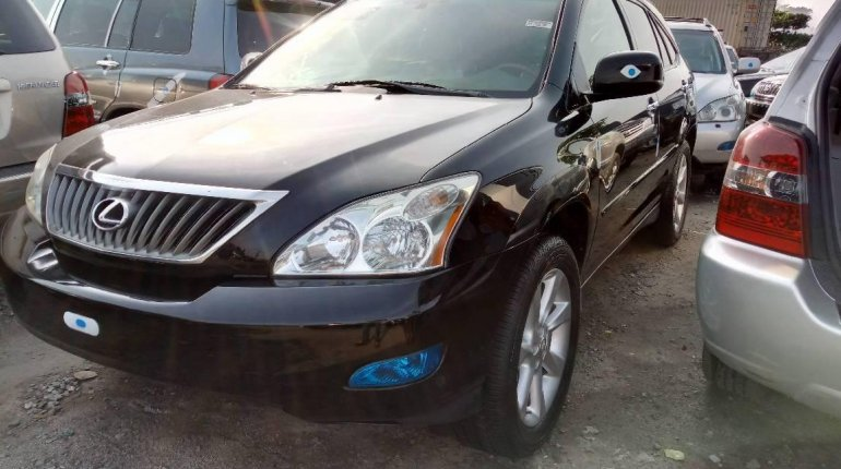 Neat Foreign used 2008 Lexus RX-6