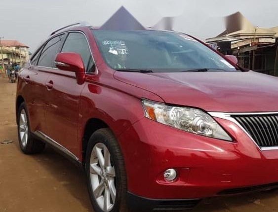 Neat Foreign used 2011 Lexus RX-5