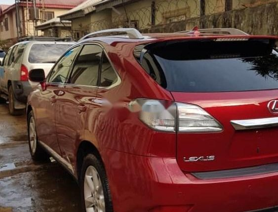 Neat Foreign used 2011 Lexus RX-3