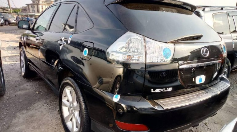 Neat Foreign used 2008 Lexus RX-0