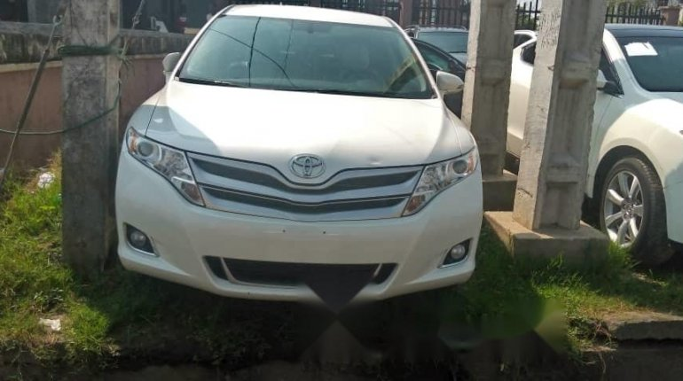 Neat Foreign used Toyota Venza 2013-5