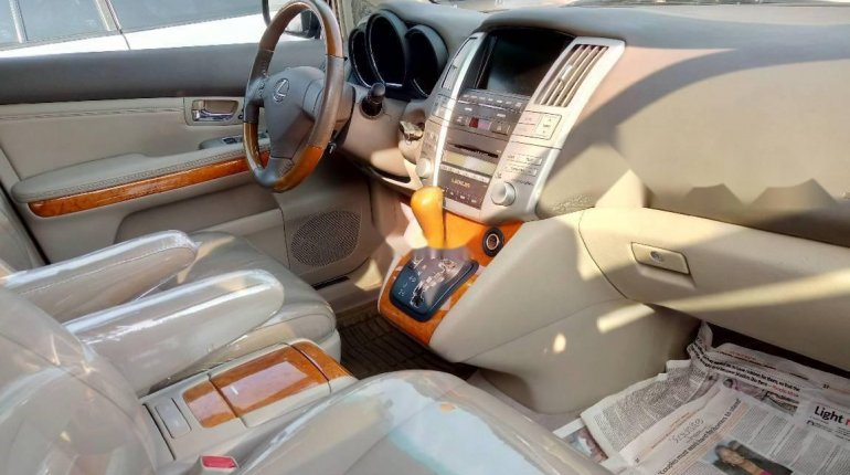 Neat Foreign used 2008 Lexus RX-4