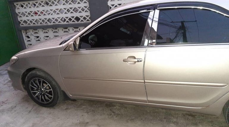 Nigeria Used Toyota Camry 2006 Model Gold -11