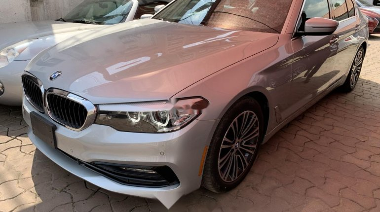 Foreign Used BMW 530i 2017 Model Silver-1