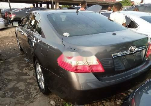 Foreign Used Toyota Camry 2008 Model Black-2