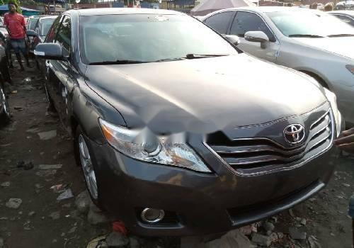 Foreign Used Toyota Camry 2008 Model Black-4