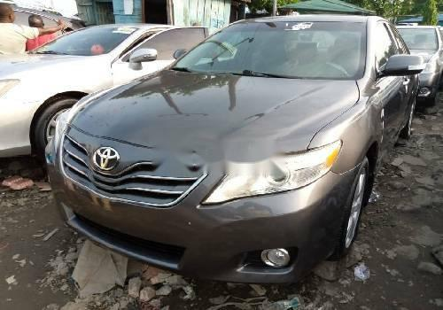 Foreign Used Toyota Camry 2008 Model Black-3