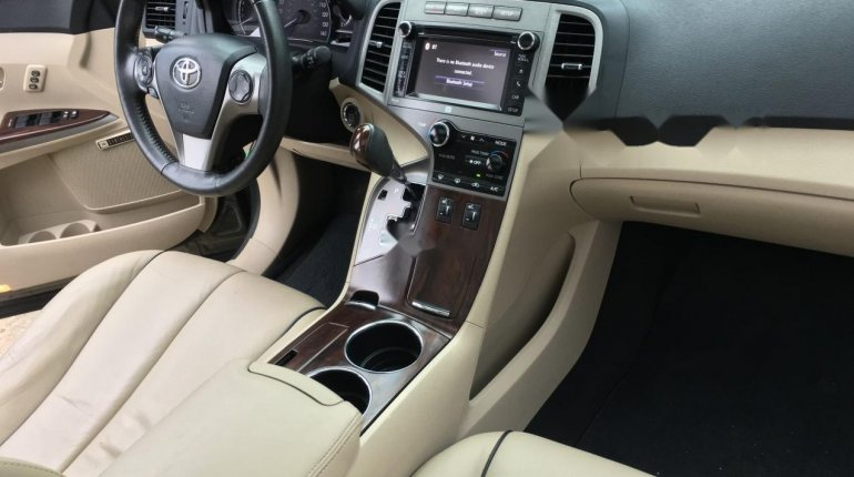 Foreign Used Toyota Venza 2013 Model Green -9