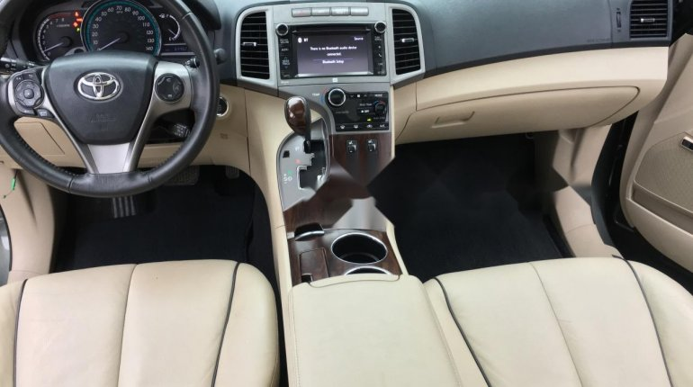 Foreign Used Toyota Venza 2013 Model Green -6