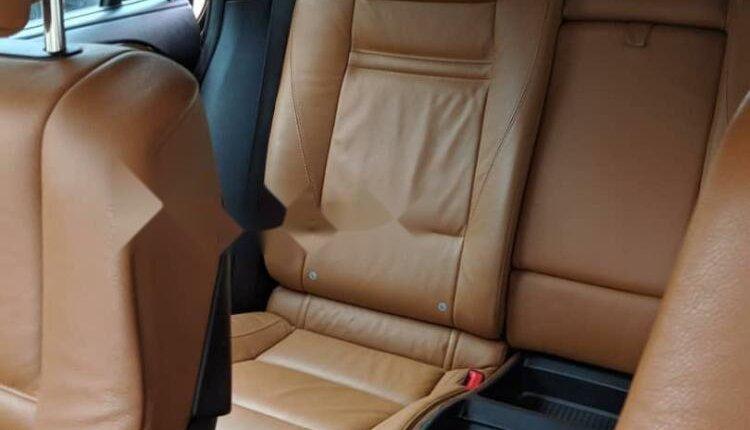 Nigeria Used BMW X6 2012 Model Black-8