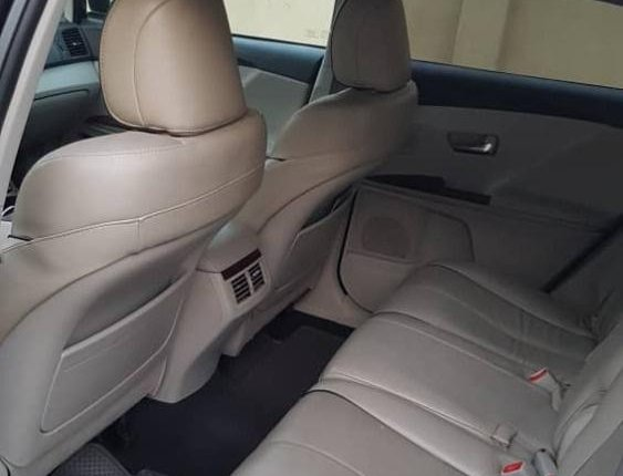 Foreign Used Toyota Venza 2009 Model Black-2
