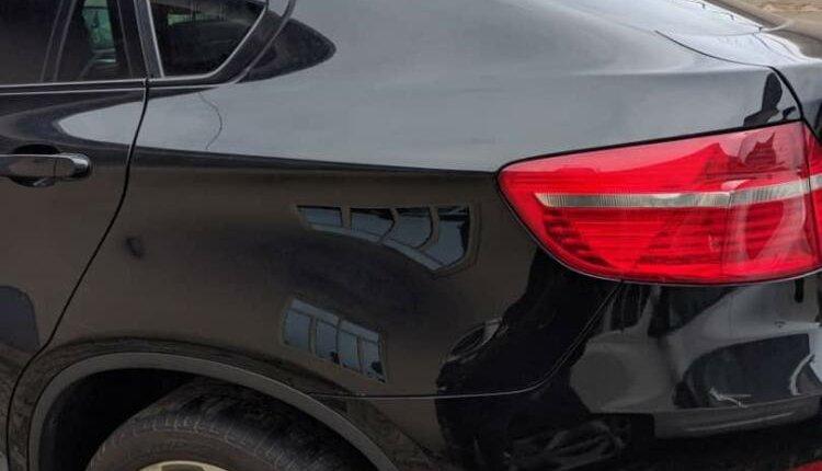 Nigeria Used BMW X6 2012 Model Black-2