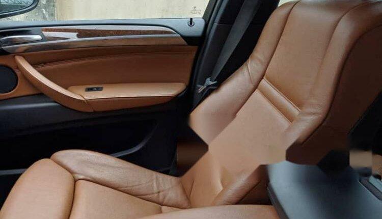 Nigeria Used BMW X6 2012 Model Black-5