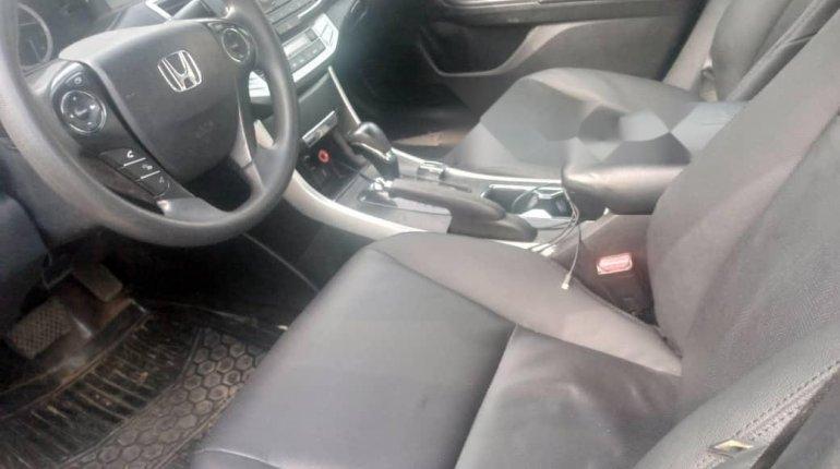 Foreign Used Honda Accord 2014 Model Black-1