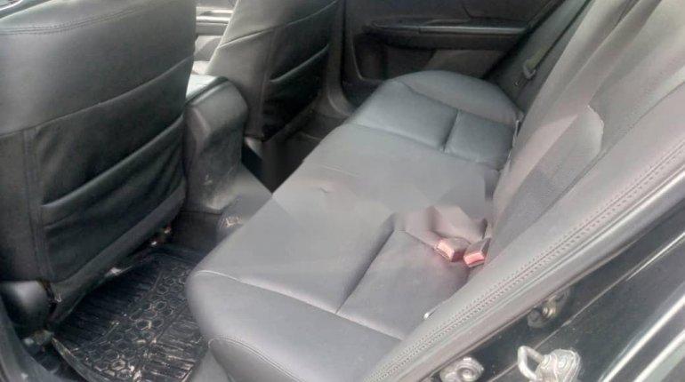Foreign Used Honda Accord 2014 Model Black-6