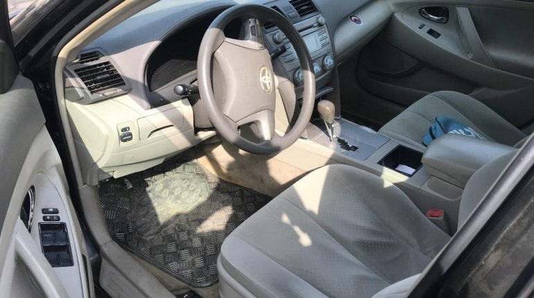 Nigeria Used Toyota Camry 20008 Model Black -4