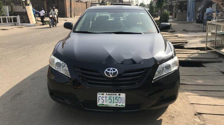 Nigeria Used Toyota Camry 20008 Model Black -0
