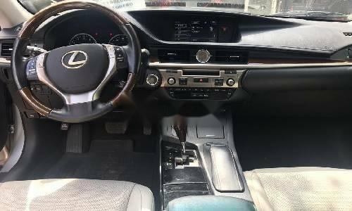 Foreign Used Lexus ES 2015 Model Silver -2