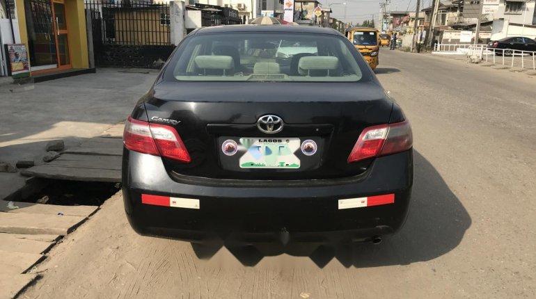 Nigeria Used Toyota Camry 20008 Model Black -1