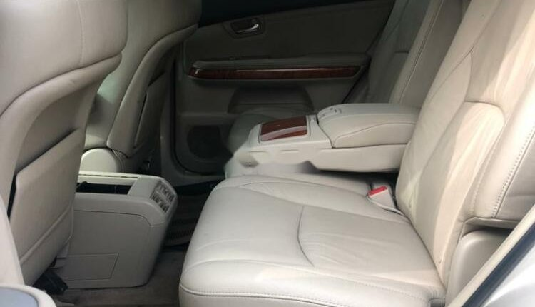 Foreign Used Lexus RX 2008 Model Gold -5