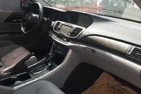 Foreign Used Honda Accord 2013 Model Gray-5