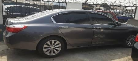 Foreign Used Honda Accord 2013 Model Gray-7