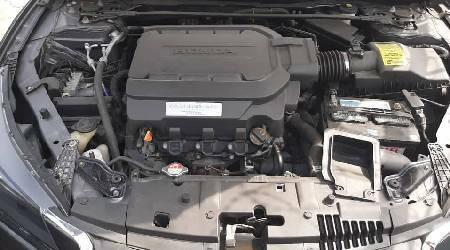 Foreign Used Honda Accord 2013 Model Gray-3