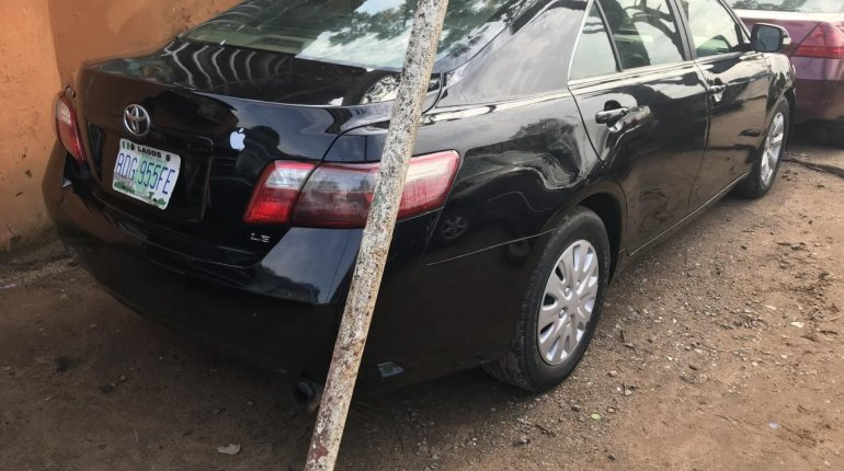 Nigerian Used 2007 Toyota Camry Petrol Automatic-7