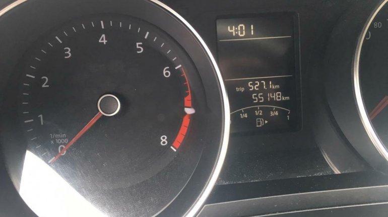 Foreign Used Volkswagen Jetta 2016 Model Brown-1