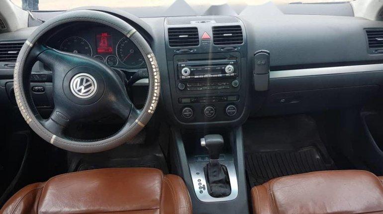 Nigeria Used Volkswagen Jetta 2008 Model Blue -4